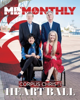 MD Monthly February Corpus Christi Cover